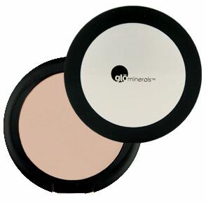 Glo Pressed Base Powder Foundation - Natural Medium