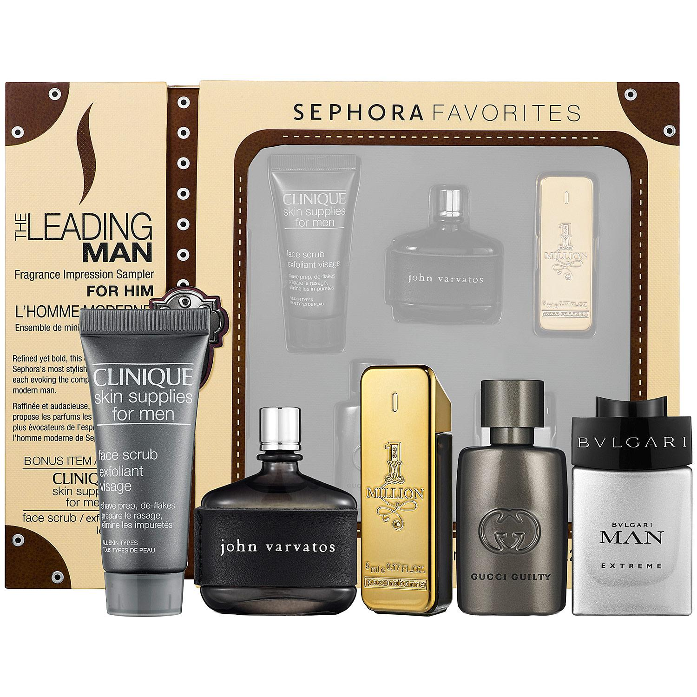 The Leading Man Fragrance Impression Sampler For Him