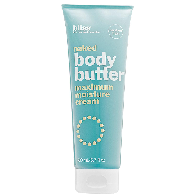 Naked Body Butter Maximum Moisture Cream