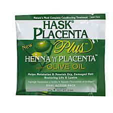 Henna 'N Placenta with Olive Oil