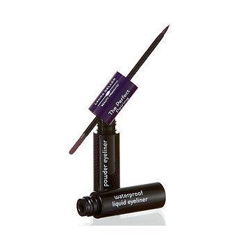Perfect Pairing Waterproof Liquid & Powder Eyeliner, Eggplant1 ea