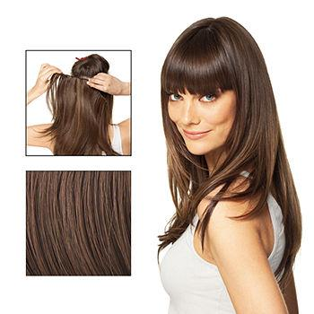 Dancing with the Stars Go Go Girl! V Shaped Clip in Extension, Ginger Brown1 ea