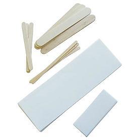 Waxing Strips & Applicator Kit