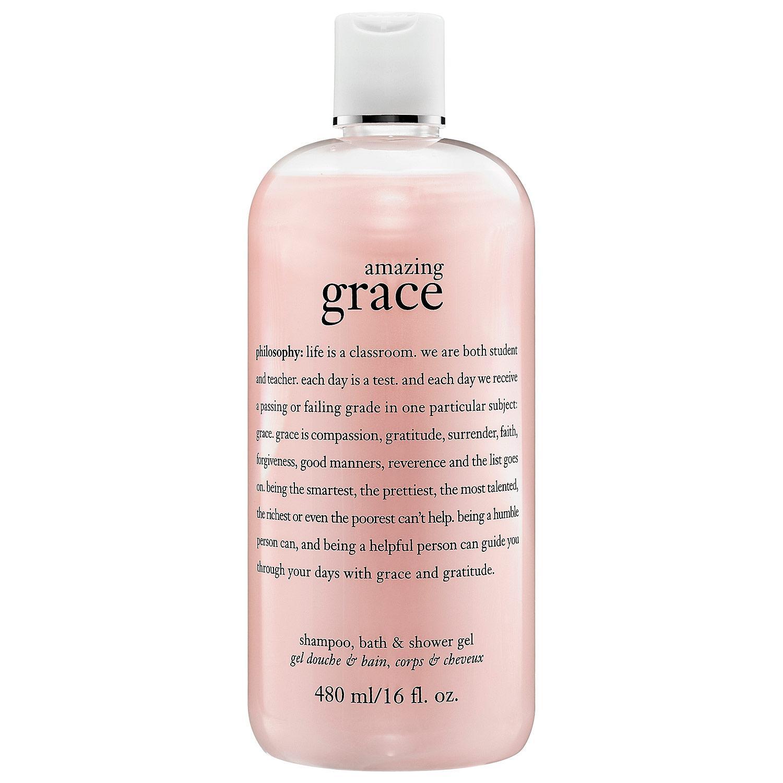 Amazing Grace Bath, Shampoo & Shower Gel