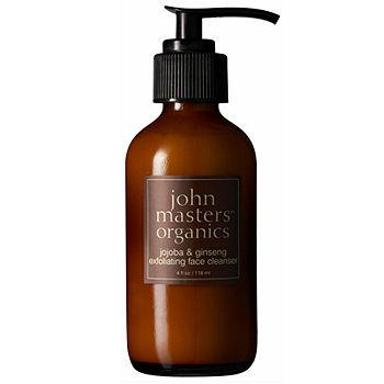 Jojoba & Ginseng Exfoliating Face Cleanser 4 fl oz (118 ml)