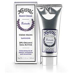 Shea Butter Hand Cream - Lavender