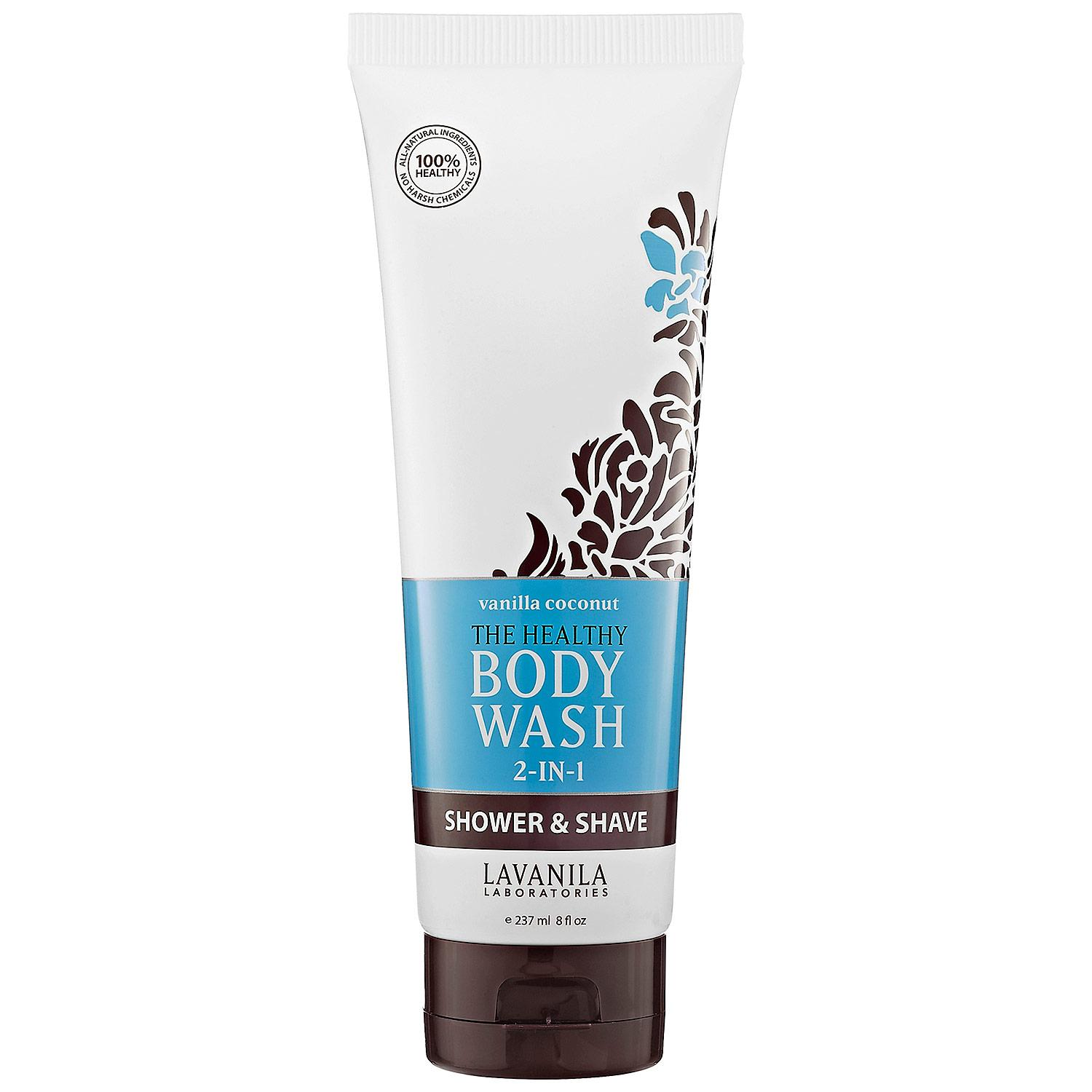 The Healthy Body Wash 2-In-1 Shower & Shave