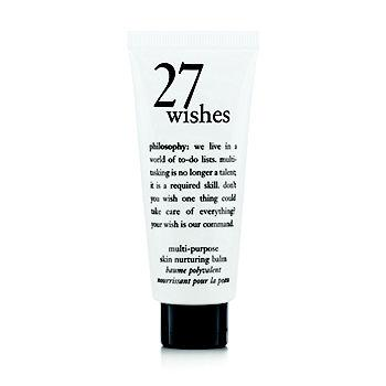 27 wishes, multi-purpose skin nurturing balm 1 Oz