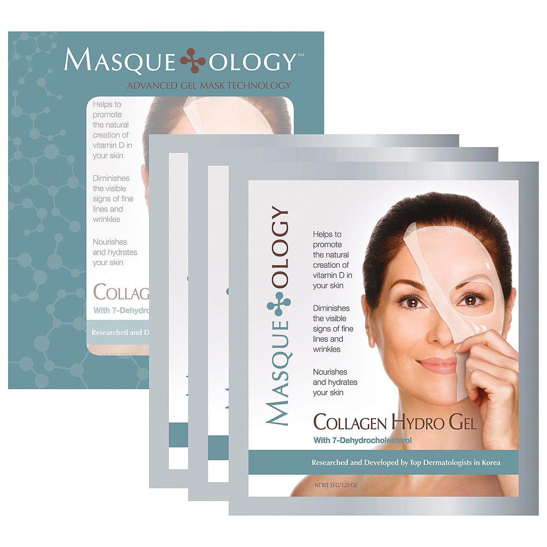 Collagen Hydro Gel Masque With 7-Dehydrocholesterol