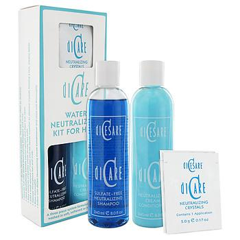 diCare Water Neutralizing Kit for Hair