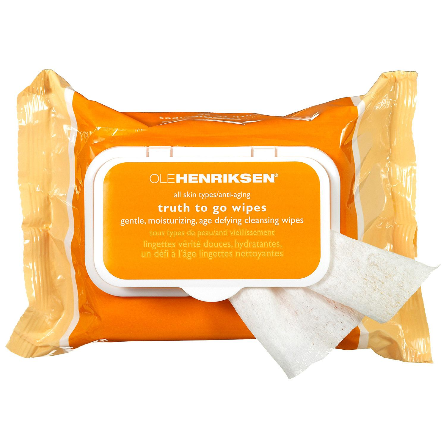 Truth To Go Vitamin C Wipes