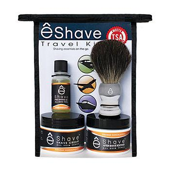 Travel Kit with Travel Brush, Orange Sandalwood 1 ea
