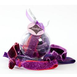 Small Ornament - Pink / Purple