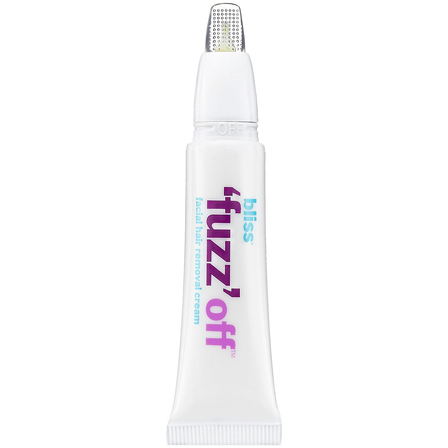 Fuzz' Off™ Super-Fast, Fresh-Scented Facial Hair Removal Cream